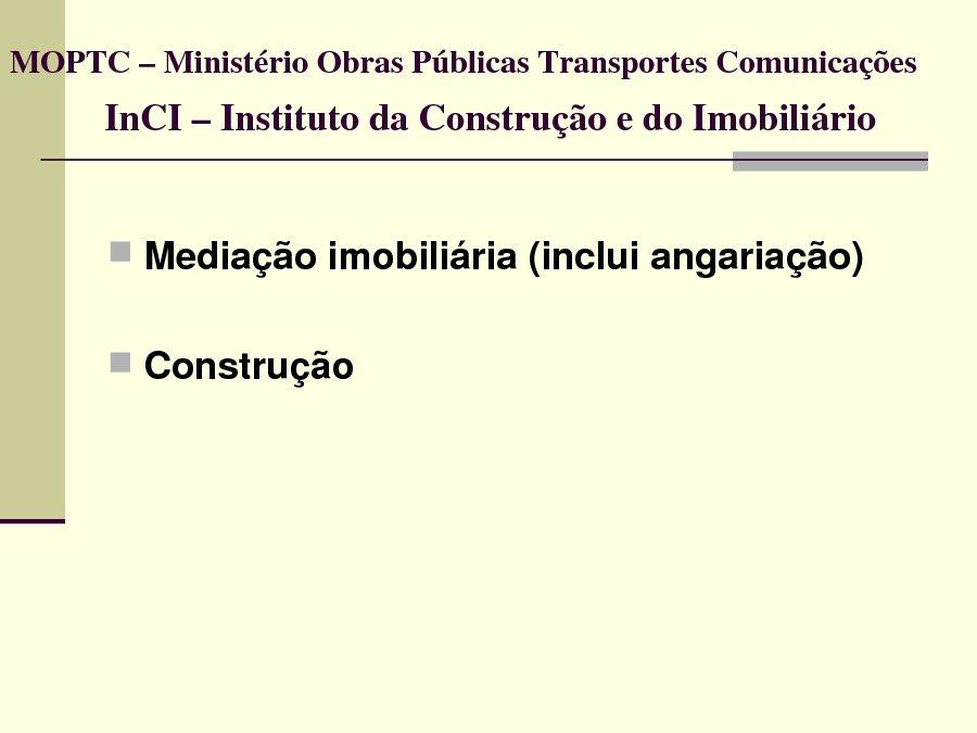 A transposición da directiva de servizos en Portugal